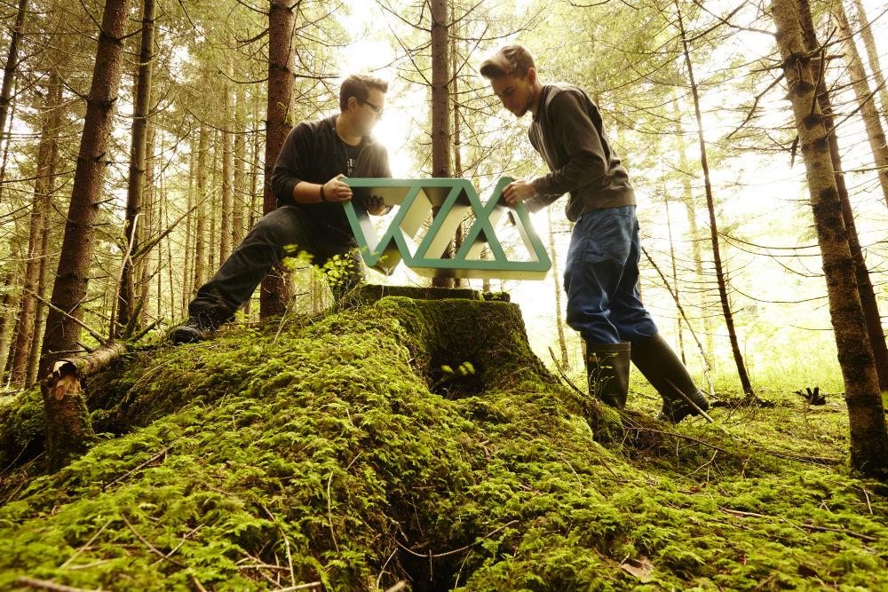 Walser Möbel Wald