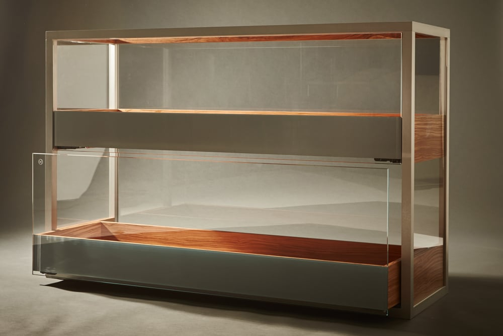 Glas Sideboard 2.09